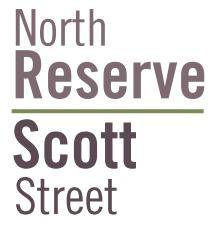 North Reserve Scott Street